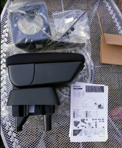 Nissan Micra K14 Centre Arm Rest Kit Blue Stitching KE8775F0BL Gen Accessory