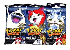 2016 Enterplay Yo-Kai Watch Dog Tag - 5 Packs