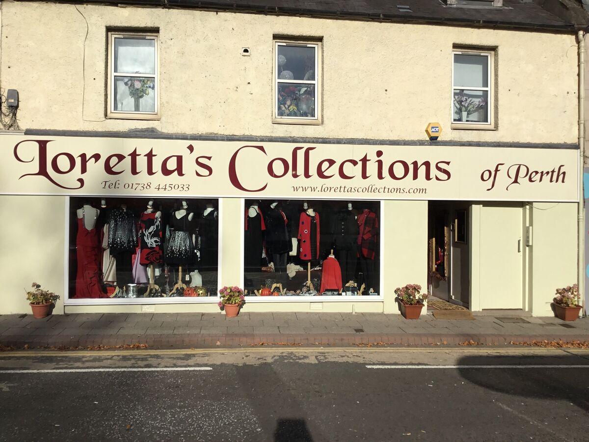 Lorettas collections perth