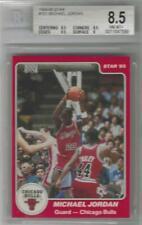 1984-85 Michael Jordan Star RC #101... Graded BGS 8.5 NM-MT+ w/9.5 sub