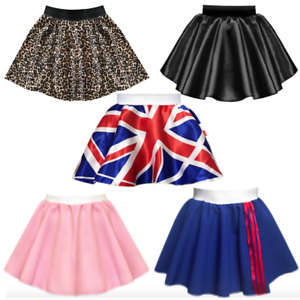 SPICE GIRLS Skirt Costume Fancy Dress GINGER BABY POSH SCARY SPORTY Costumes