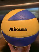 Pack of 2 Mikasa Series MVA200 (R) FIVB Game Volleyball, Size 5. USA Seller