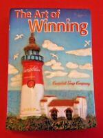 "Vintage 1997 ""The Art of Winning"" Cambells's Soup 3D Refrigerator Magnet"