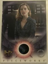 Buffy Women of Sunnydale Pieceworks Costume Card PW-3 Anya's Dress