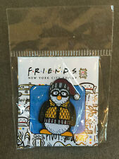 Friends 25th Anniversary NYC Pop-Up Exclusive Hugsy Penguin Plush Enamel Pin