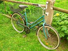 26 Zoll Damenfahrrad Citybike Einkaufsrad Korb - mit 2 neuen Reifen - in Riesa