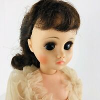 """Vintage 18"""" Madame Alexander Doll With Tagged Dress"""