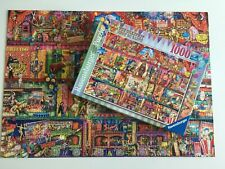 "Ravensburger 1000 piece jigsaw puzzle ""The Greatest Show On Earth"""