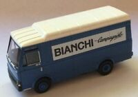 93464 BREKINA 1:87 HO Furgone Iveco 50-10 Bianchi Campagnolo scala 1:87