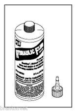 HYDRAULIC FLUID - Midmark Ritter RPI Part #RPF384 OEM #014-0056-00  014-0020-00