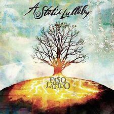 Faso Latido A Static Lullaby MUSIC CD