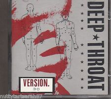DEEP THROAT - Version 3.0 10 Track ORIG ISSUE (CD 1993) NEW RARE