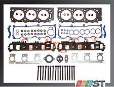 Fit 02-08 Ford 3.0L V6 OHV Cylinder Head Gasket Set w/ Bolts 182ci Vulcan engine