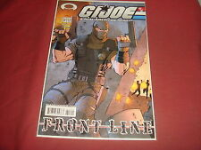G.I. JOE : FRONTLINE #17 Cover B   Image Comics 2003  NM