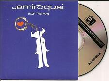 JAMIROQUAI - half the man CD SINGLE 2TR CARDSLEEVE 1994 RARE!!