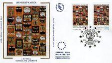 FDC - SERVICES 112-113 - CONSEIL DE L'EUROPE - 15.01.94