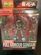 Bandai Mobile Suit Gundam Full Armor Gundam RX-78 Action Figure Msia