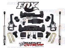 """ReadyLIFT 7"""" Full Suspension Lift Kit w/ Fox 2.0 Shocks for 2015-19 Ford F-150"""