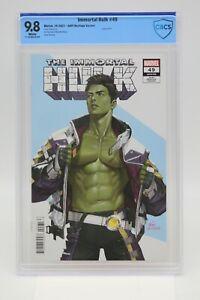 Immortal Hulk (2018)  #49 Inhyuk Lee AAPI Heritage CBCS 9.8 Blue Label White Pgs