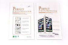 2 x iPhone 6 / 6S / 7 Displayschutz Handyfolie Clear Screen Protector