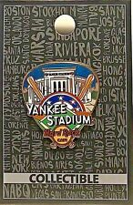 Hard Rock Cafe Yankee Stadium Core Greetings From 2017 Pin New LE MLB New York