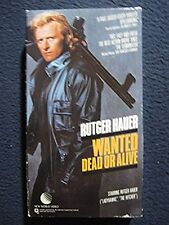 Wanted Dead Or Alive [VHS] [VHS Tape] [1987]