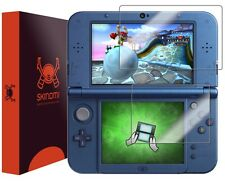 Skinomi Clear Screen Protector For The New Nintendo 3DS XL 2015 FREE SHIPPING!