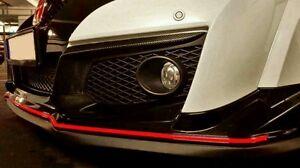 Civic Fog Opening Garnish Carbon Fibre Type R FK2 MK9 FK2R 2015-16 honda