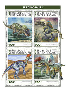 Central Africa  2018  dinosaurs  S201902