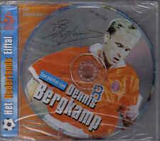 Het Nederlands Elftal-Dennis Bergkamp cd maxi single Sealed