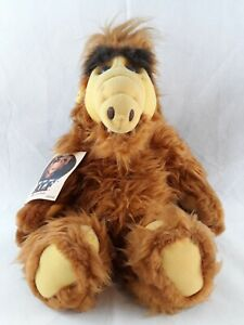 """Vintage 1986 Alf Plush Stuffed Animal Doll Toy 18"""" Alien Productions Coleco"""