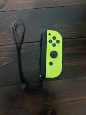 Nintendo - Joy-Con (Right) Wireless Controller for Nintendo Switch - Neon Yellow