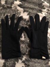 Femmes en Nylon Noir Gants (s' adapte à toutes les mains) < M1912