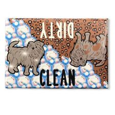 Affenpinscher Dog Dishwasher Magnet Kitchen Cleaning Accessories and Home Decor