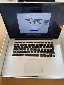 MacBook Pro 2014 15 inch