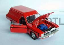 NEW IN BOX OzLegends Ford Falcon XB GS PANEL VAN 1:32 Limited Edition Red Pepper