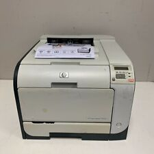 HP Color LaserJet CP2025N Workgroup Laser Printer Tested and Working