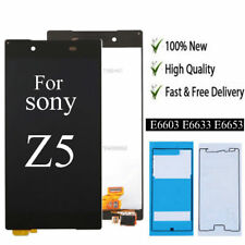5.2''For Sony Xperia Z5 E6603 E6653 Black Replacement LCD Touch Screen Digitizer