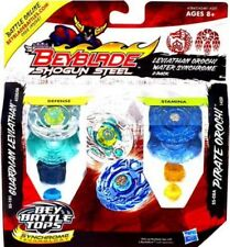 Hasbro Beyblade Shogun Steel Tops Pirate Orochi Guardian Leviathan Zero G USA