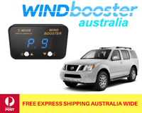 Windbooster 5-Mode Throttle Controller for Nissan R51 Pathfinder 2005-2012
