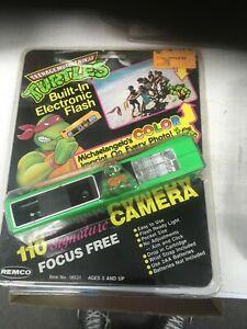 Teenage Mutant Ninja Turtles 110 Signature Camera Green