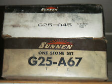 New Sunnen Stone Set G25 A 4 5 150 Grit Aluminum Oxide Portable Hone