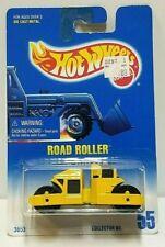 1991 Hot Wheels Road Roller 55