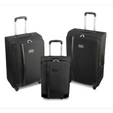 Calvin Klein Avalon Black 3 Piece Luggage Set