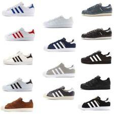 Zapatillas deportivas de hombre adidas Superstar de piel