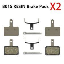 4PCS/2Set Shimano B01S Brake pads Resin Disc Brake Pads for M315 M355 M365 M375