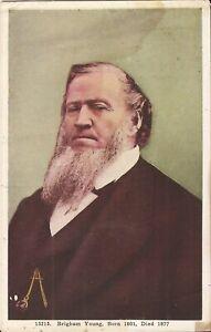 Brigham Young - Mormon, Latter Day Saints, Mormons