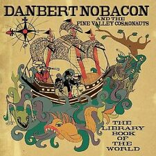Danbert Nobacon - Library Book Of The World [CD New] SHIPS FAST/FREE    #31