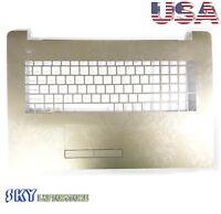 "NEW HP 17-bs027cy 17.3"" Genuine Palmrest Upper Case 934119-001 No keyboard"