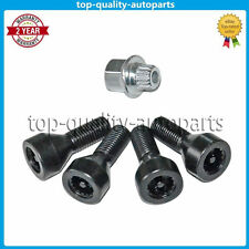 36131180882 FOR BMW E46 E87 E90 E60 LOCKING SECURITY WHEEL BOLTS NUTS -Brand New